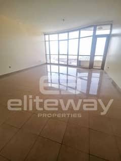 شقة في الخالدية 3 غرف 90000 درهم - 4797084