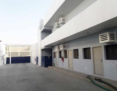 سكن عمال  للايجار في المنطقة الصناعية، الشارقة - 375 AED per head | 4 persons Allowed | HOT OFFER