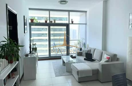 1 Bedroom Flat for Rent in Jumeirah Lake Towers (JLT), Dubai - Available end of July | High Floor | Lake View  | Unfurnished