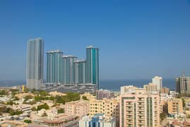 Brand New Building Grand offer for 2Bhk Flat in Rumailah 1 Building , Ajman. Spacious Flat with No Commission. Maintenance Free.