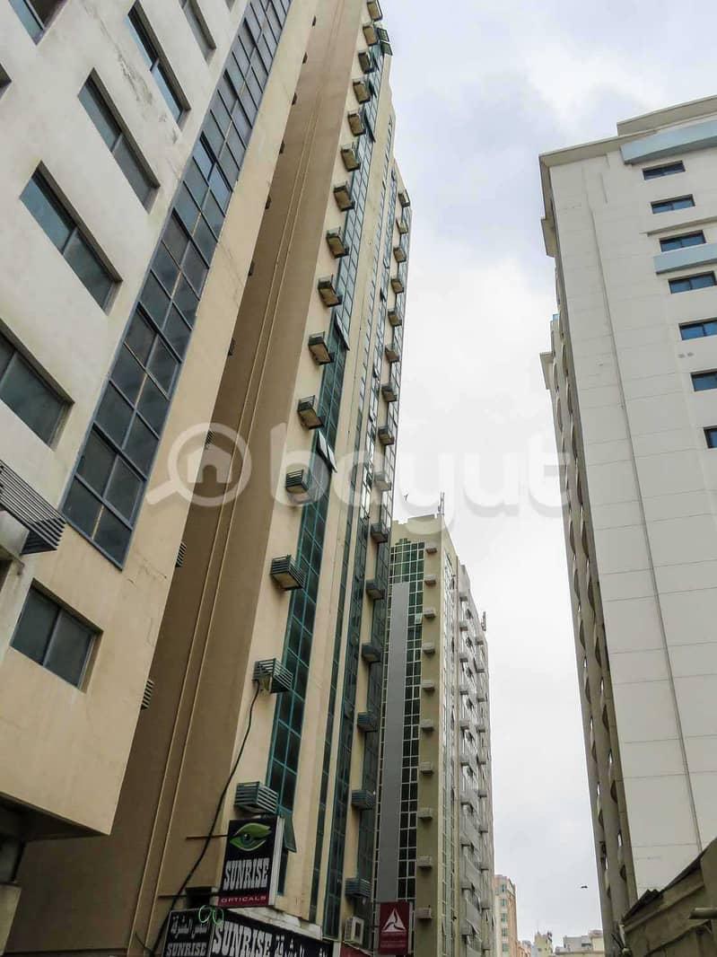 شقة في الغوير 1 غرف 17000 درهم - 4411062
