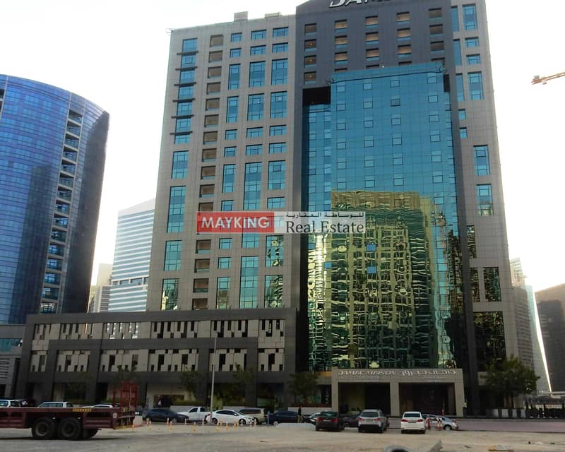 20 True Ad! Higher Floor   Lake View   5 Star Hotel Furnished Studio with Balcony