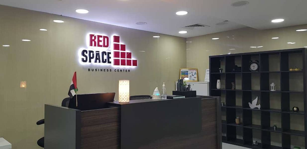 2 FULLY SERVICED OFFICE   FREE DEWA CHILLER   BUSINESS BAY