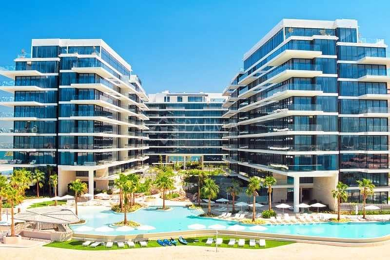 Largest 2 Bedroom Layout with Atlantis View