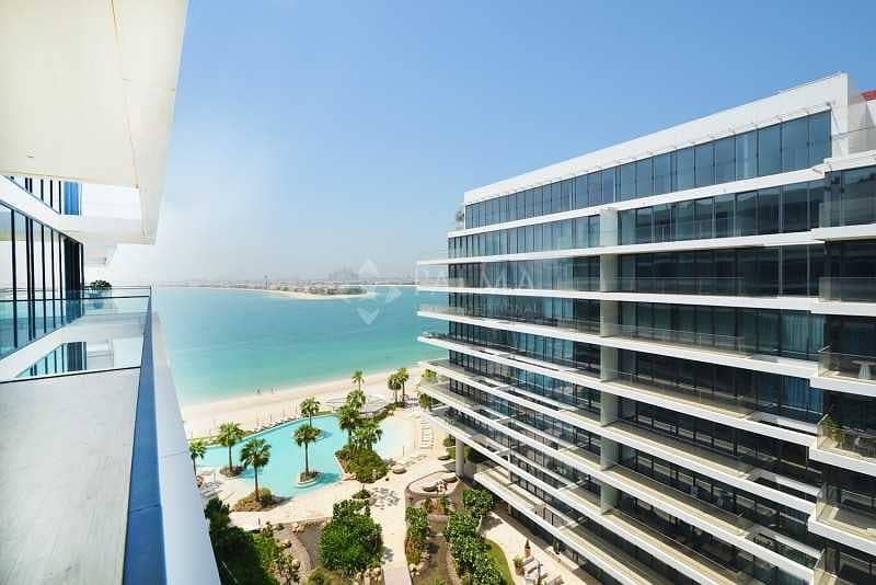 2 Largest 2 Bedroom Layout with Atlantis View