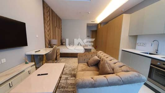 Studio for Rent in Business Bay, Dubai - AED 90k / 12 CHEQUES / FULL BURJ VIEWS / HIGH FLOOR