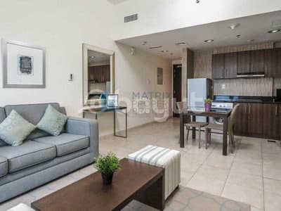 1 Bedroom Flat for Rent in Dubai Sports City, Dubai - Beautiful cozy furnished 1BR Diamond