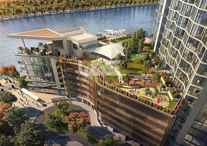 1 BR plus Study | Waterfront apartments | Sobha Hartland | Waves