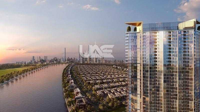 2 1 BR plus Study | Waterfront apartments | Sobha Hartland | Waves
