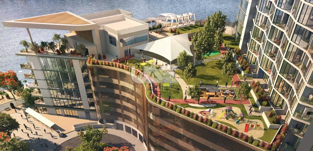 9 1 BR plus Study | Waterfront apartments | Sobha Hartland | Waves