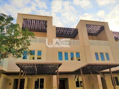 3 Bedroom Townhouse for Sale in Dubai Waterfront, Dubai - Beautiful Garden View 3 Bedroom Townhouse in Badrah