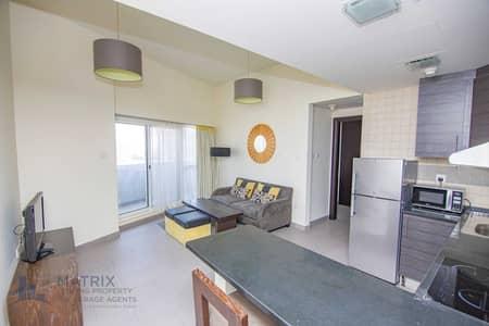 شقة 1 غرفة نوم للايجار في مدينة دبي الرياضية، دبي - Immaculate Spacious | Corner Unit | Exclusive