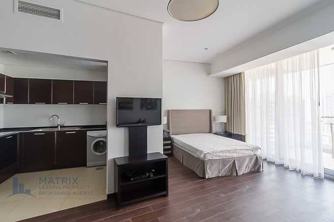 2 Golf view - Furnished Studios - Different Layouts