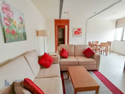 1 Bedroom Flat for Rent in Dubai Sports City, Dubai - Spacious I Furnished I Cozy 1BR  in Spirit Tower