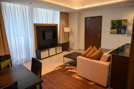 شقة 1 غرفة نوم للايجار في مدينة دبي الرياضية، دبي - Best Rate Ever ! Furnished 1BR in Matrix Tower