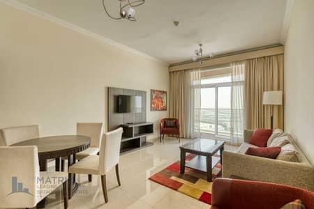 فلیٹ 1 غرفة نوم للايجار في أرجان، دبي - Hot Deal!   High Floor   Immaculate & Fully Furnished