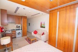 شقة في برج سبيريت مدينة دبي الرياضية 21999 درهم - 4714223