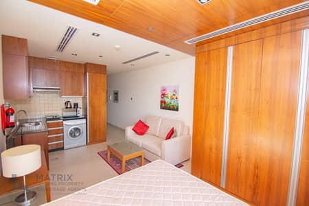 Studio for Rent in Dubai Sports City, Dubai - Hot Deal! | Golf View | Fully Furnished