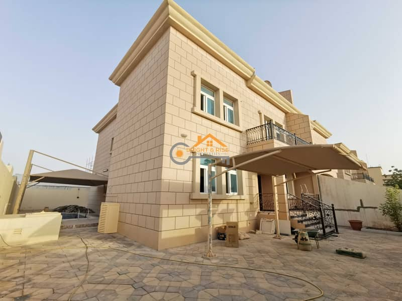 2 European Style 4 Master B/R Villa with Private Pool ## MBZ City