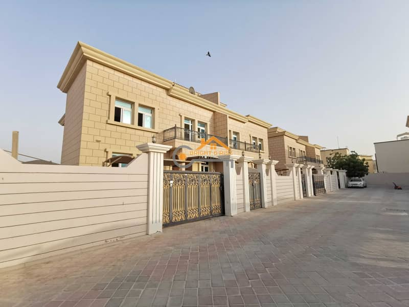 18 European Style 4 Master B/R Villa with Private Pool ## MBZ City