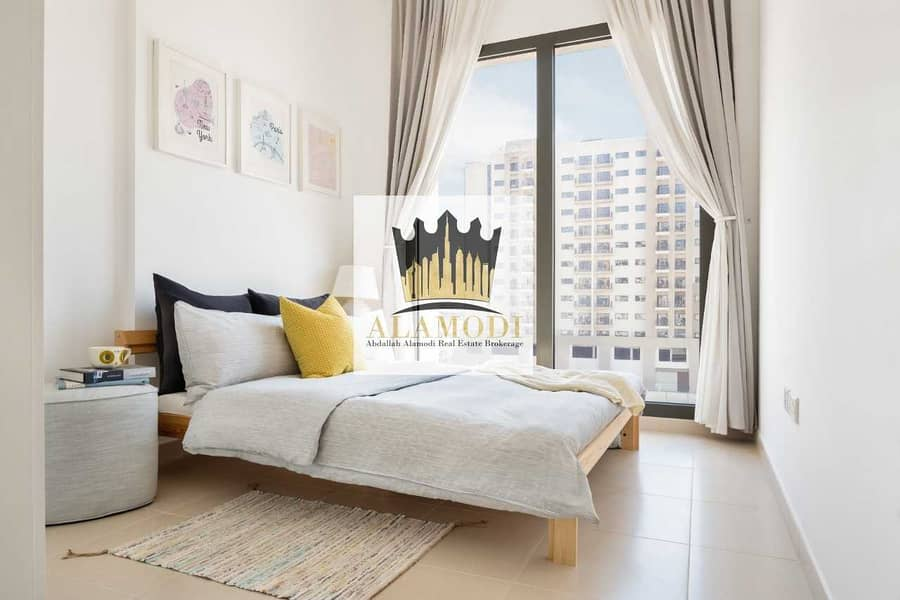 2 BHK for sale in Ajman and installments over 10 years