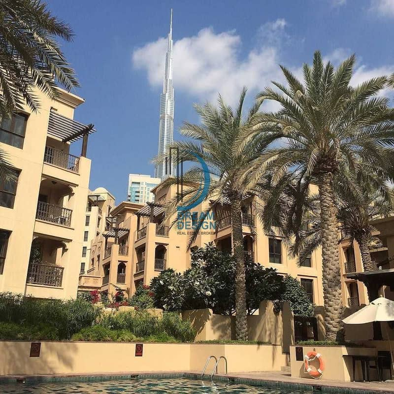 11 1 Bedroom flat I Yansoon 3 I Old Downtown  Dubai