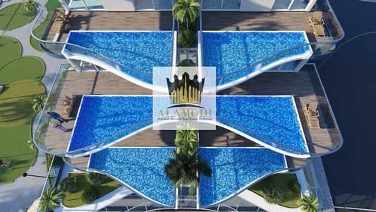 2 Bedroom Flat for Sale in Dubai Studio City, Dubai - with private Poland 7 years payment plan own your apartment in Dubai
