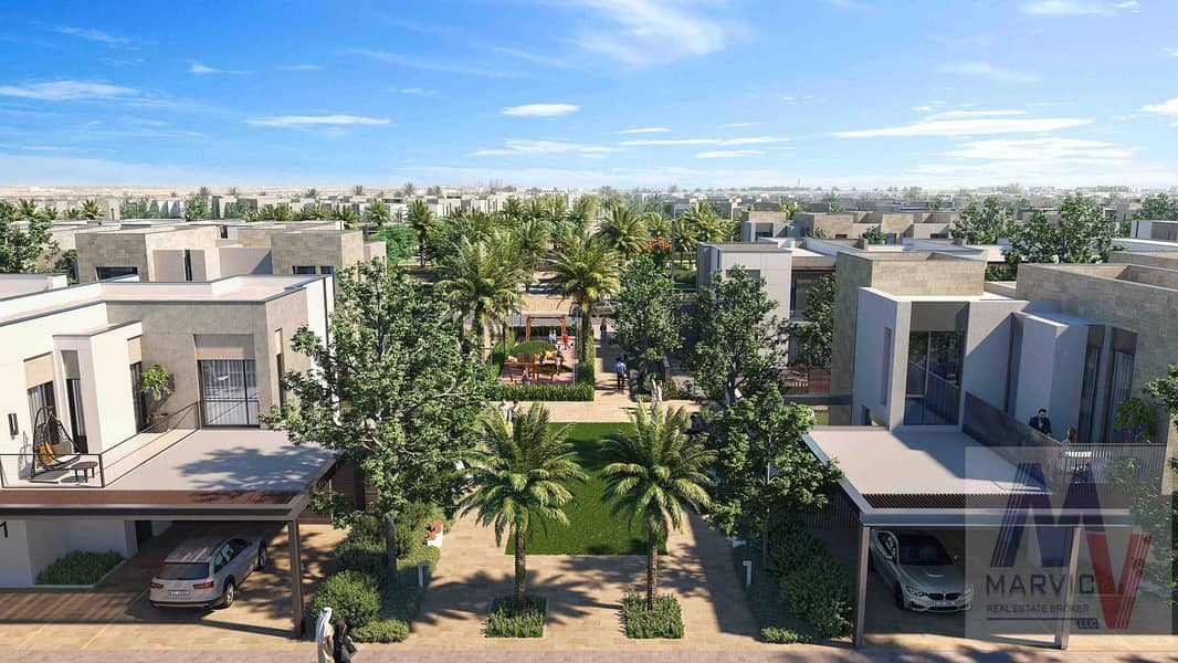 Roof Top Terrace   Stand Alone Villas   Pay till 2026