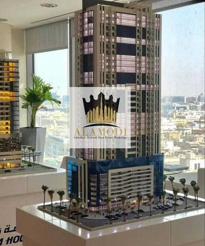 1 Bedroom Apartment for Sale in Al Nahda, Sharjah - 2 BHK apartment in Nahda Sharjah with the Lowest Down Payment 30K AED