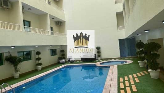 شقة 2 غرفة نوم للبيع في الحليو، عجمان - spacious 2 bed room beside Watan university
