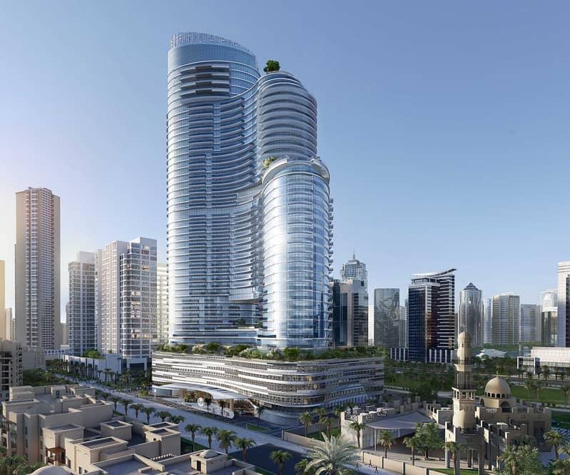 شقة في امبريل افينيو وسط مدينة دبي 1 غرف 1700000 درهم - 5149312