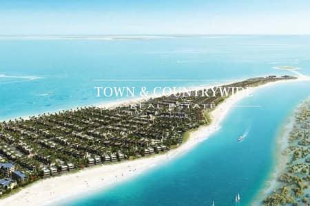 5 Bedroom Villa for Sale in Saadiyat Island, Abu Dhabi - Community Middle Side -Corner Villa I Type 6