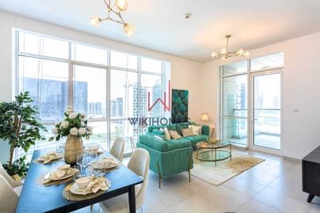 فلیٹ 1 غرفة نوم للبيع في الخليج التجاري، دبي - High ROI | Brand New | Semi-Furnished | Amazing Facilities | DLD 2% waived off
