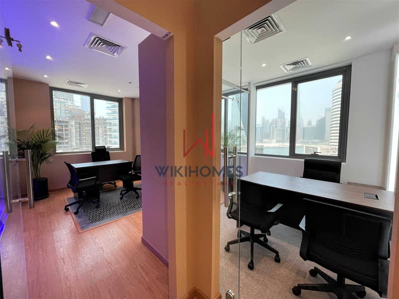 2 Prime Location   Fully Fitted   1000 sqft