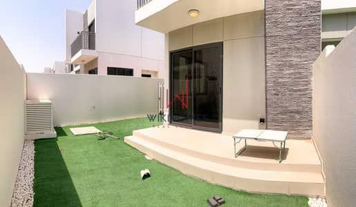 تاون هاوس 3 غرف نوم للايجار في (أكويا أكسجين) داماك هيلز 2، دبي - Corner Unit   Landscaped Garden   Type  R2-EM