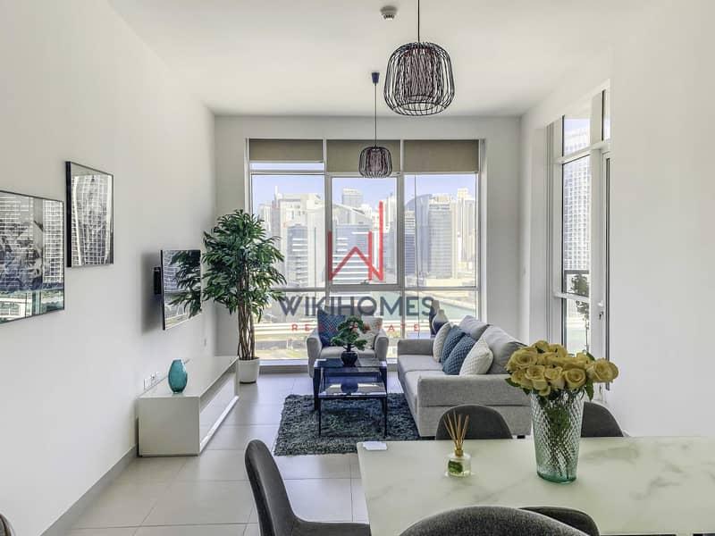 7% ROI   0 Commission   0 Transfer Fees  High Floor  Semi-Furnished   Bright & Modern