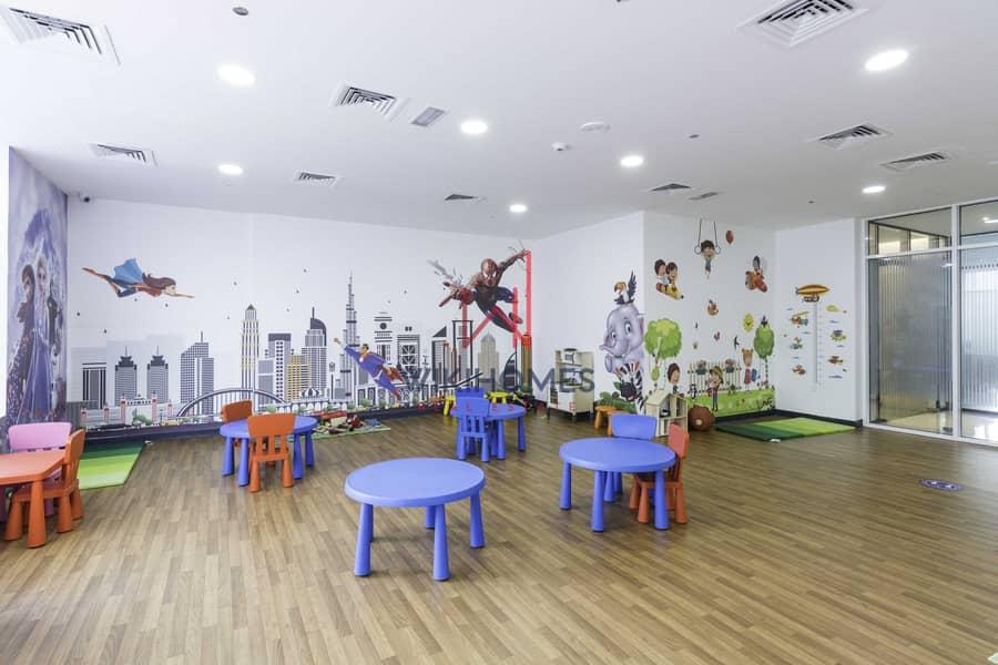 23 7% ROI   0 Commission   0 transfer Fees  High Floor  Semi Furnished   Bright & Modern