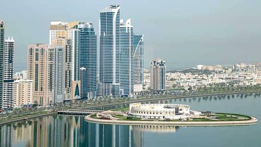 3 Bedroom Flat for Sale in Al Majaz, Sharjah - Hot Deal on Khaled lake