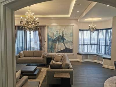 مبنی تجاري 10 غرف نوم للبيع في الممزر، الشارقة - مبنى تجاري جديد باطلالة بحرية رائعة 50 طابق