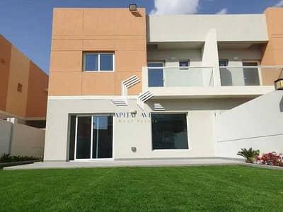 3 Bedroom Villa for Rent in Al Samha, Abu Dhabi - Hot Deal  | Single Row | 3BD + Maid