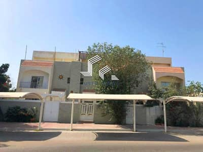 5 Bedroom Villa for Rent in Al Bateen, Abu Dhabi - 5BR  spacious + maid