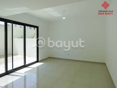3 Bedroom Townhouse for Rent in Al Tai, Sharjah - Brand New 3 Bedrooms Townhouse for rent in AL Nasma in 70,000/year with free health club subscription
