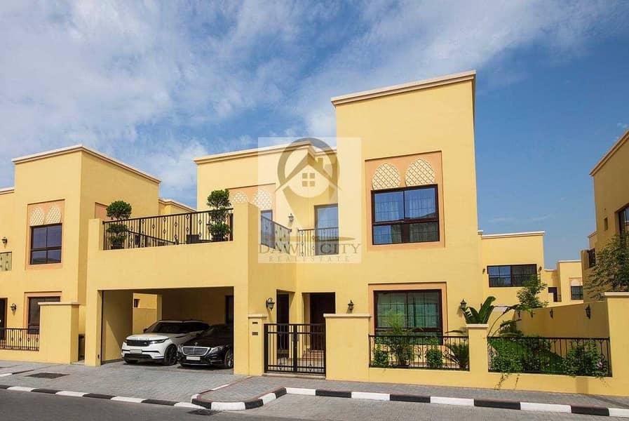فیلا في ند الشبا 3 ند الشبا 4 غرف 2658000 درهم - 5181446