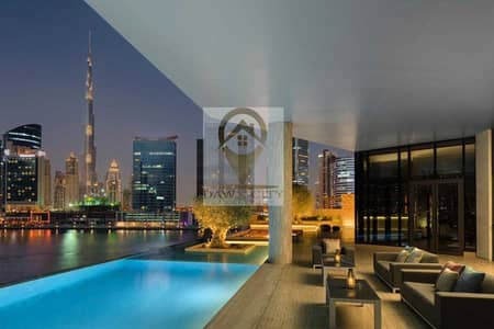 5 Bedroom Penthouse for Sale in Business Bay, Dubai - LUXURIOUS 5BR PENTHOUSE | FULL FLOOR | STUNNING VIEW