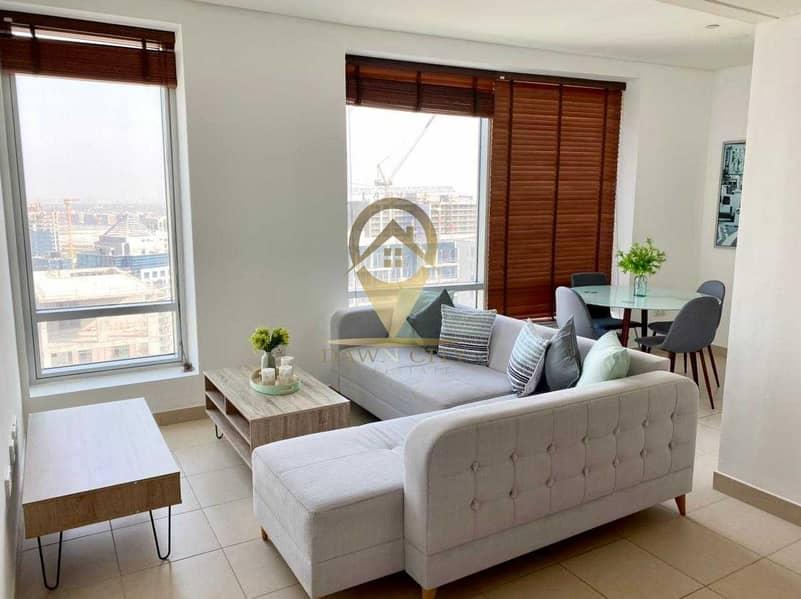 شقة في برج فيوز A برج فيوز وسط مدينة دبي 1 غرف 900000 درهم - 5264142