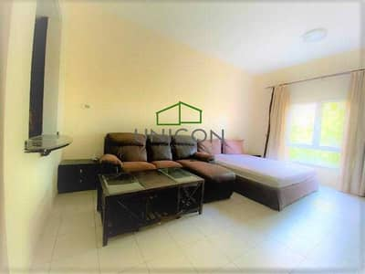 Studio for Rent in Discovery Gardens, Dubai - Furnished Studio | Balcony | Med Cluster
