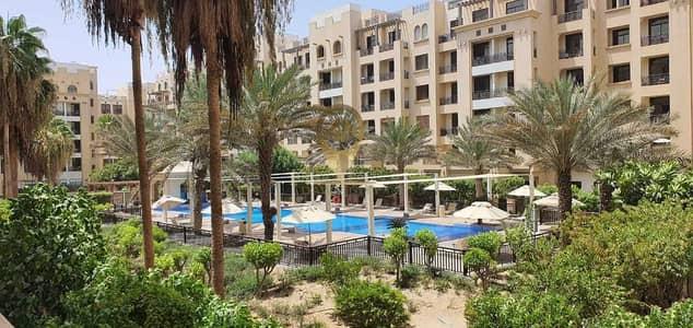 شقة 1 غرفة نوم للبيع في الممزر، دبي - شقة في ذا سكوير الممزر 1 غرف 425000 درهم - 5276194