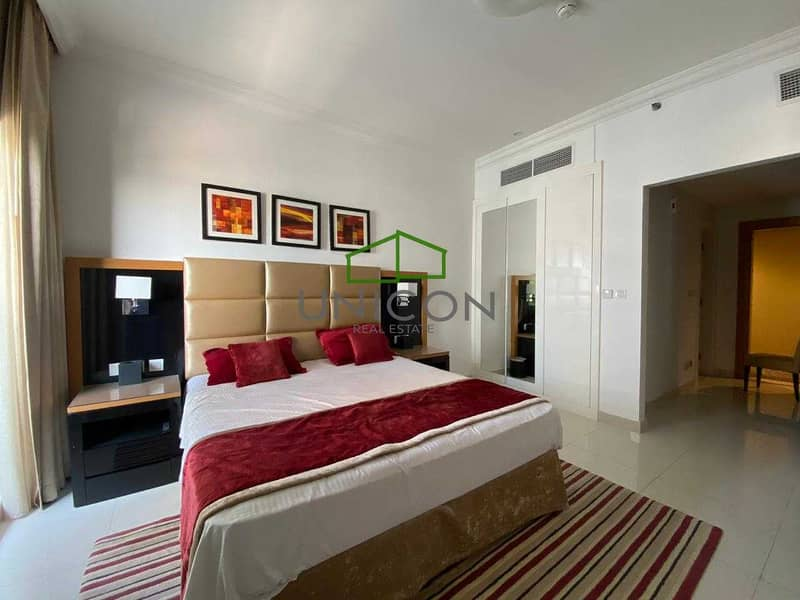 Fully Furnished Service Apartment | Vacant
