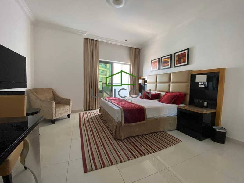 2 Fully Furnished Service Apartment | Vacant