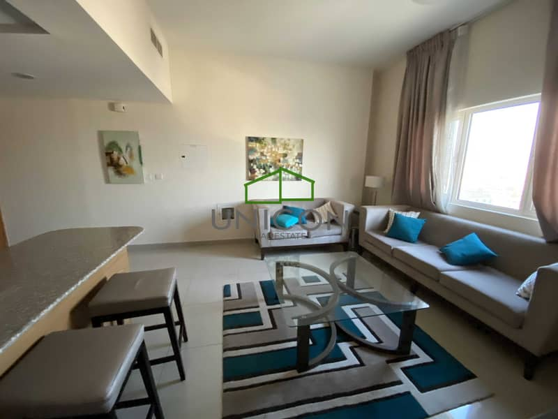 Destress deal   Fully Furnished   With Balcony